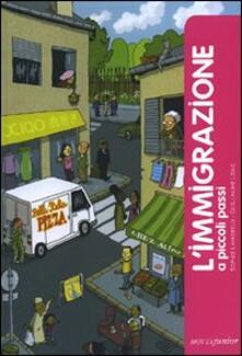 Antondemarirreguera.es L' immigrazione a piccoli passi Image