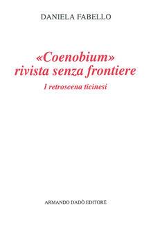 Camfeed.it Coenobium. Rivista senza frontiere Image