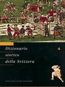 Camfeed.it Dizionario storico della Svizzera. Vol. 4: DEM-FLU. Image