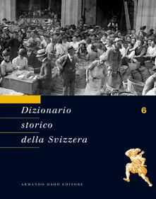 Amatigota.it Dizionario storico della Svizzera. Vol. 6: GRI-IST. Image