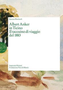 Daddyswing.es Albert Anker in Ticino. Il taccuino di viaggio del 1883 Image