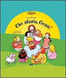 Letterarioprimopiano.it Che storia Gesù! Image