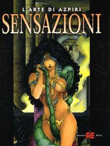 Senzazioni. L'arte di Azpiri