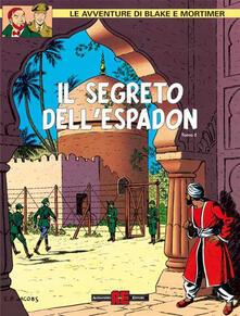 Tegliowinterrun.it Il segreto dell'Espadon. Vol. 2 Image