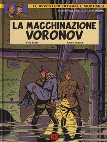 Daddyswing.es La macchinazione Voronov Image
