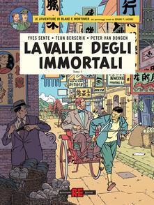 La valle degli immortali. Le avventure di Blake e Mortimer. Vol. 1: Minaccia su Hong Kong..pdf