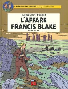 Laboratorioprovematerialilct.it L' affare Francis Blake. Ediz. speciale Image