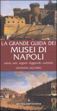 Parcoarenas.it La grande guida dei musei di Napoli. Storia, arte, segreti, leggende, curiosità Image