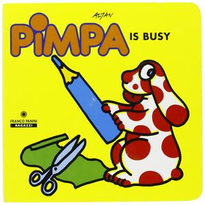 Pimpa is busy