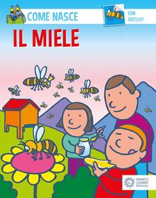 Antondemarirreguera.es Il miele. Con adesivi Image