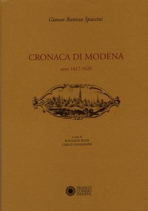 Cronaca di Modena. Vol. 4: Anni (1617-1620).