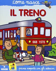 Nicocaradonna.it Il treno. Con adesivi Image
