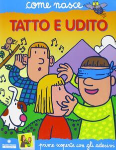 Tatto e udito