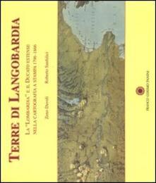 Vitalitart.it Terre di Langobardia. La «Lombardia» e il Ducato estense nella cartografia a stampa 1796-1866 Image