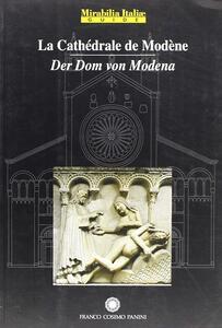 Duomo di Modena. Ediz. francese e tedesca