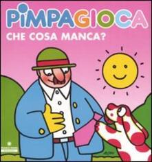 Librisulrazzismo.it Pimpagioca. Che cosa manca? Image