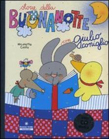 Grandtoureventi.it Storie della buonanotte con Giulio Coniglio. Con CD Audio Image