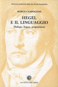 Hegel e il linguaggio