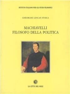 Machiavelli filosofo della politica
