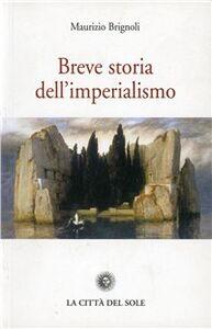 Breve storia dell'imperialismo