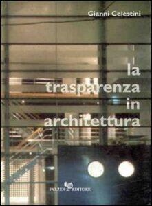 La trasparenza in architettura