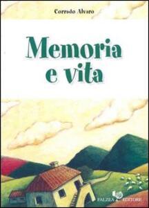 Memoria e vita