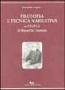 Filosofia e tecnica narrativa in «Niebla» di Miguel de Unamuno