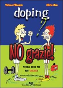 Voluntariadobaleares2014.es Doping? No grazie! Piccola guida per non cascarci Image
