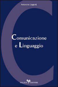 Comunicazione e linguaggio