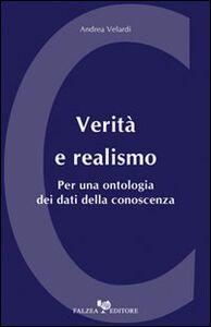Verità e realismo per una ontologia dei dati della conoscenza