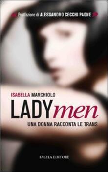 Daddyswing.es LadyMen. Una donna racconta le trans Image