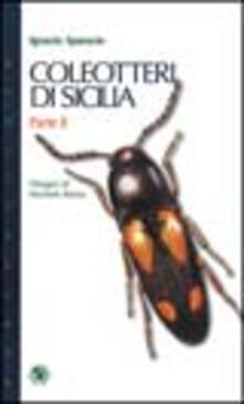 Coleotteri di Sicilia. Vol. 2