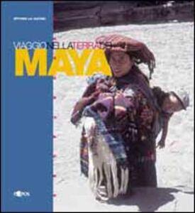 Viaggio nella terra dei maya