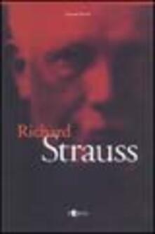 Richard Strauss - Cesare Orselli - copertina