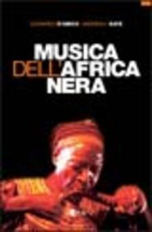 Premioquesti.it Musica dell'Africa nera. Civiltà musicali subsahariane fra tradizione e modernità Image