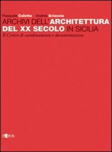 3tsportingclub.it Archivi dell'architettura del XX secolo in Sicilia Image
