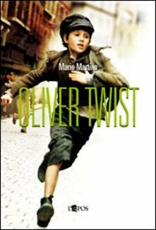 Oliver Twist - Mario Martino - copertina