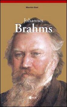Winniearcher.com Johannes Brahms Image