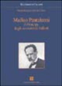 Maffeo Pantaleoni. Il principe degli economisti italiani
