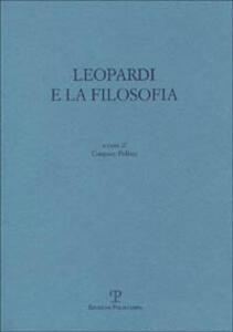 Leopardi e la filosofia