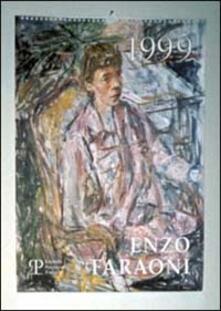 Enzo Faraoni. Figure - copertina