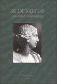 Schede fiorentine e una scultura di Girolamo Campagna - copertina