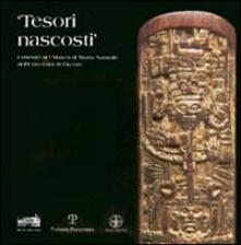 Tesori nascosti. Curiosità del Museo di storia naturale dell'Università di Firenze - copertina