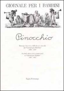 Giornale per i bambini: Pinocchio (rist. anast. 1881-1883) - Carlo Collodi - copertina