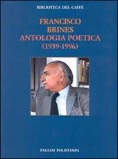 Antologia poetica (1959-1996). Ediz. italiana e spagnola