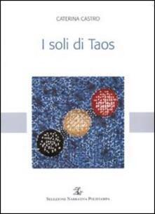 I soli di Taos - Caterina Castro - copertina