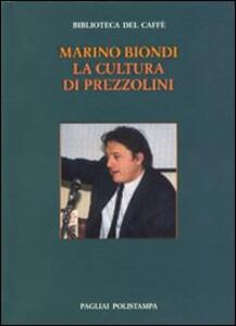 La cultura di Prezzolini