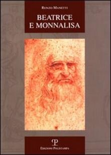 Beatrice e Monnalisa - Renzo Manetti - copertina
