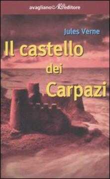 Il castello dei Carpazi - Jules Verne - copertina