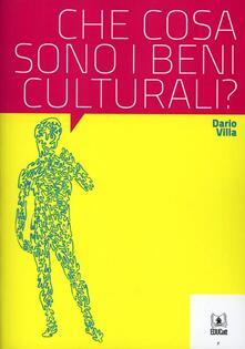 Che cosa sono i beni culturali?.pdf